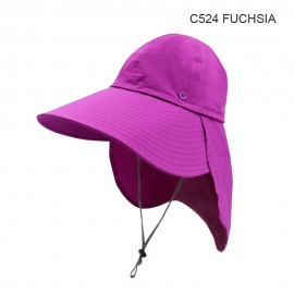 UNISEX UV PROTECTION QUICK DRY ANTI MOSQUITOES  WIDE COVER + DETACHABLE HAT