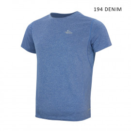 MEN UV PROTECTION Short-Sleeve Round Neck T-Shirt