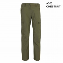LADIES QUICK DRY WITH UV PROTECTION SLIM FIT PANTS