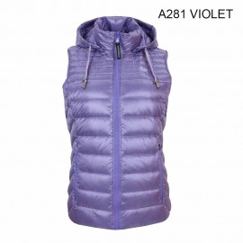 LADIES 90/10 GOOSE DOWN VEST