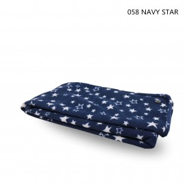 印花抓毛被 PRINTED FLEECE BLANKET(85x130cm)