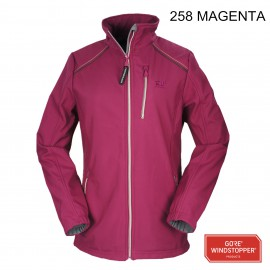 LADIES GORE WINDSTOPPER® SOFTSHELL JACKET