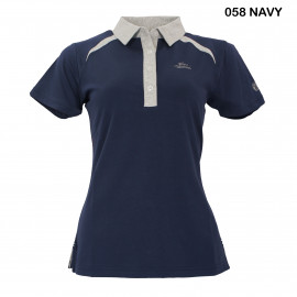 LADIES UV PROTECTION AND QUICK DRY POLO-SHIRT