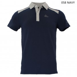 MEN UV PROTECTION AND QUICK DRY POLO-SHIRT