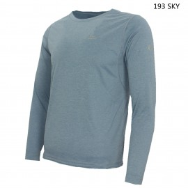 MEN QUICK DRY UV PROTECTION Long-Sleeve Polo Neck T-Shirt