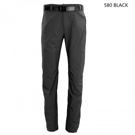 MEN ELASTICIZED UV PROTECTION AND  WATER REPELLENT PANTS