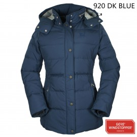 LADIES GORE WINDSTOPPER® 90/10 GOOSE DOWN MID JACKET