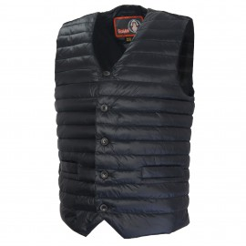 MEN ULTRA LIGHT 90/10 GOOSE DOWN VEST