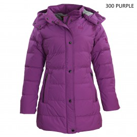 LADIES GORE WINDSTOPPER® 90/10 GOOSE DOWN JACKET