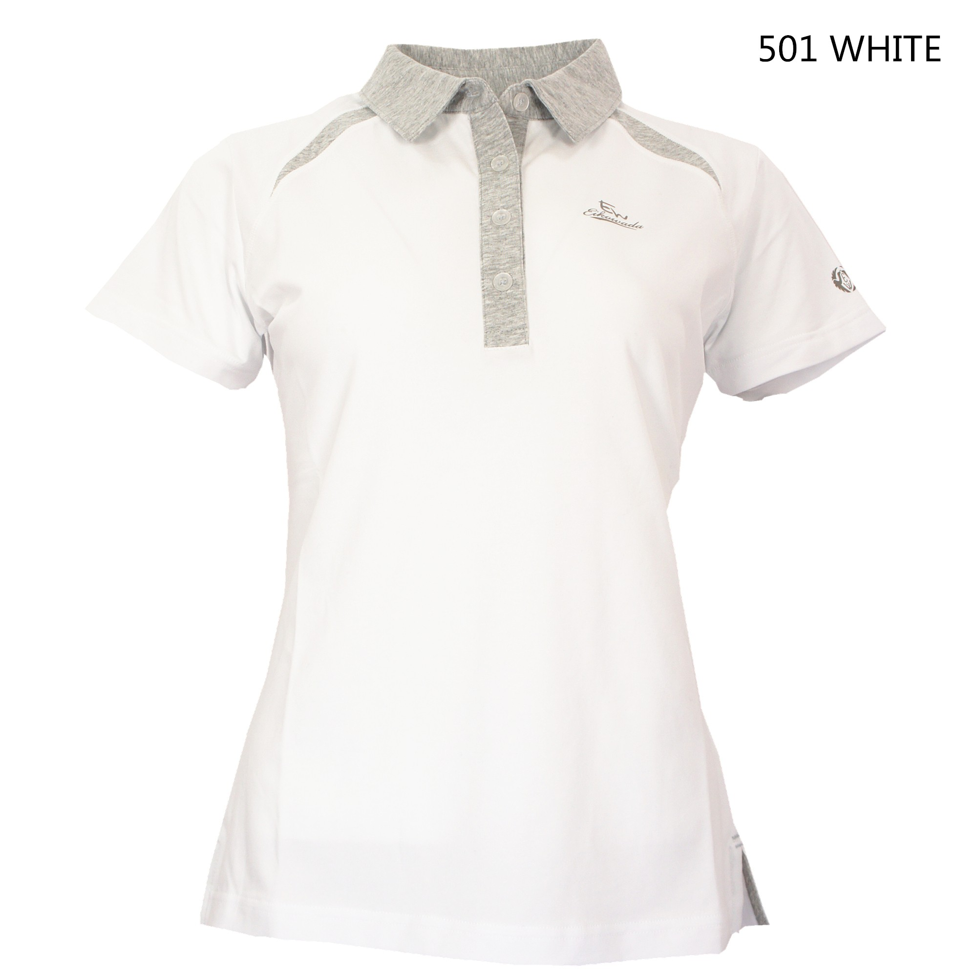 女裝防曬短袖Polo恤 UV PROTECTION AND QUICK DRY POLO-SHIRT WOMEN 女装防晒短袖Polo恤