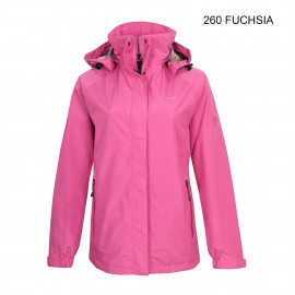 女裝GORE-TEX® 外套 (可配內裡) LADIES GORE-TEX® Jacket (inner zipper)