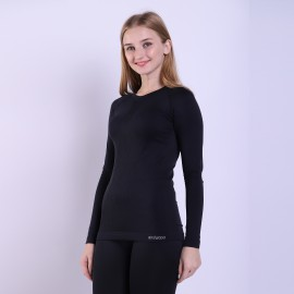 LADIES LONG UNDERWEAR TOP 女裝長袖內衣