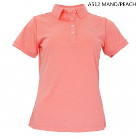 女裝防曬快乾抗菌短袖Polo恤 UV PROTECTION AND QUICK DRY T-SHIRT WOMEN 女装防晒快干透气抗菌短袖Polo恤