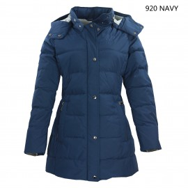 EW71981LJ(GZ)DN 90/10 WINDSTOPPER GOOSE DOWN NAVY S