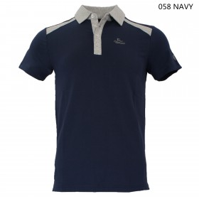男裝防曬短袖Polo恤 UV PROTECTION AND QUICK DRY POLO-SHIRT MEN 男装防晒短袖Polo恤
